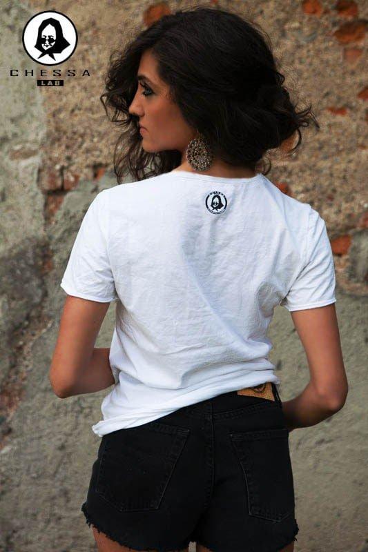 retro t-shirt chessa lab